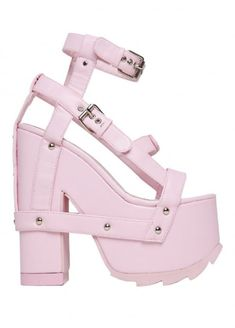 77c44824678 Nightcall Pink Platform Platform Shoes