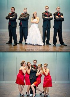Wedding photography idea so cute !