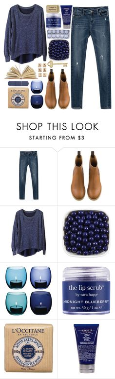 """""""we own the sky"""" by queen-elizabeth2000 ❤ liked on Polyvore featuring Zara, LSA International, Sara Happ, L'Occitane, Kiehl's, Advantus and Hasbro"""