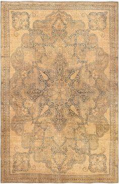 Antique Persian Kerman Rug 44616 Main Image - By Nazmiyal