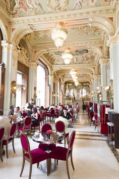 New York Cafe, Budapest, Hungary re-pinned by #Europass