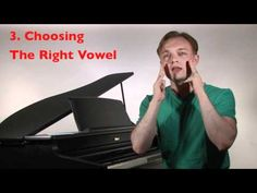 """Ep. 17 """"Lowering The Larynx""""- Voice Lessons To The World    It's important to be able to lower the larynx- but how? Find out strategies in Episode 17 of Voice Lessons To The World. Voice Teacher Justin Stoney discusses how to lower the larynx and gives a great exercise to help you to do it. Enjoy Voice Lessons To The World!"""