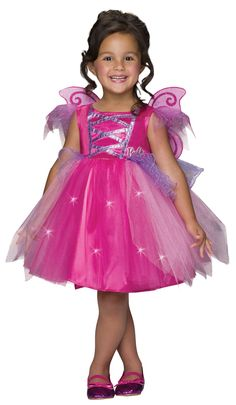 Girls Barbie Fairy Costume from Buycostumes.com
