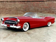 Plymouth Belmont Concept Car '1954