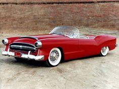 Plymouth Belmont Concept Car '1954