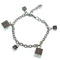 Fashion Women Stainless Steel Charm Bracelets wholesale #008 : OK Charms, China Wholesale Jewelry Accessories Marketplace