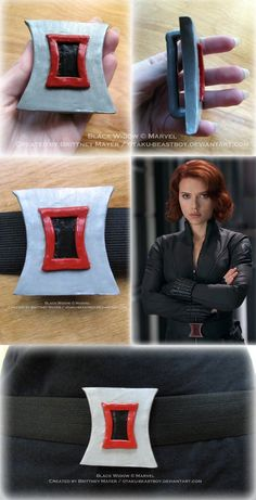 black widow costume diy - Google Search