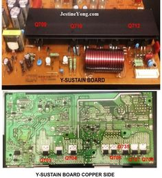 icu ~ LG Plasma TV Unable to Turn On-Repaired Electronic Circuit Projects, Electronic Engineering, Electronics Projects, Robot Technology, Technology World, Technology News, Sony Led Tv, Whatsapp Tricks, Lcd Television