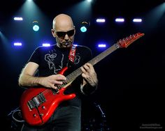 Joe Satriani    Download SHREDWORX on ITunes or Amazon MP3  guitar guitars ibanez