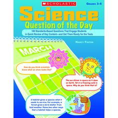 180 Standards-Based Questions That Engage Students in Quick Review of Key Content — and Get Them Ready for the Tests By Nancy Finton A few minutes a day is all it takes to get students ready for the s