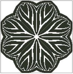 Adapted for charting by Chele Cooke Tulip Mandala is an outline cross stitch chart measuring 150 stitches wide by 150 stitches high and has been Copyright Free Images, Cross Stitch Charts, Image Shows, Tulips, Colours, Website, Fabric, Pattern, Pictures