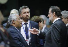 Segunda-feira vai-se discutir a suspensão de fundos a Portugal e Espanha - SAPO 24