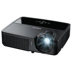 InFocus IN2124 3D Ready DLP Projector - 720p - Hdtv - 4:3