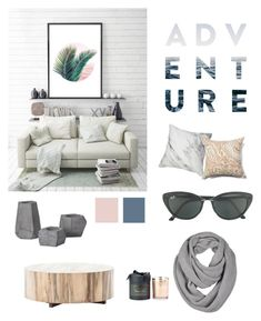 """Natural"" by zpeale ❤ liked on Polyvore featuring art and Summer"