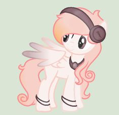 Name: Lightingboom    Age:14 Personality: Loves it listening to music and is a tomboy has a lighting bolt with bass lines around it because she has lightning speed when she listens to music because she can fly along with the beat.