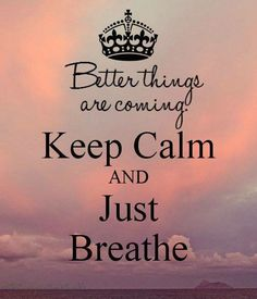 KEEP CALM AND JUST BREATHE. Another original poster design created with the Keep Calm-o-matic. Buy this design or create your own original Keep Calm design now. Keep Calm Posters, Keep Calm Quotes, Quotes To Live By, Me Quotes, Motivational Quotes, Inspirational Quotes, Just Breathe Quotes, Sport Quotes, Keep Calm Wallpaper