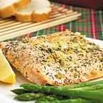 Roasted Citrus-Herb Salmon Recipe | MyRecipes.com