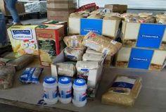 Κοζάνη: Διανομή προϊόντων απο τις Κοινωνικές Συμπράξεις (ΤΕΒΑ)