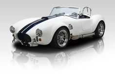 1965 Shelby Superformance Cobra For Sale | Collector and Classic Cars For Sale | RK Motors Charlotte