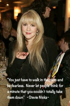 Wise words from my fairy godmother Stevie ❤️