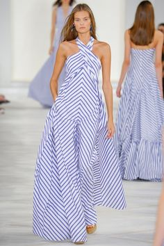 Ralph Lauren ready-to-wear spring/summer '16: