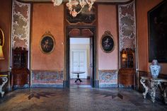 Invasioni digitali al Palazzo Biscari