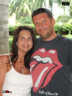 Camiseta de los Rolling Stones - T-shirt