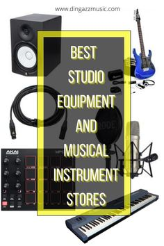 When you invest in studio equipment and musical instruments you want to an all round great experience from the music store. This is what to look out for. #musicstore #studioequipment #musicalinstruments #onlinemusicstore Home Recording Studio Equipment, Audio Equipment, Home Studio Setup, Home Studio Music, Best Online Stores, Online Music Stores, Music Promotion, Sound Proofing, Musical Instruments