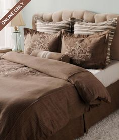 #kirklands #pinitpretty love this bedding
