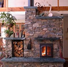 Masonry heaters are extremely efficient wood burning devices. In fact, they can reach efficiencies of more than 90%. In my opinion, they are...