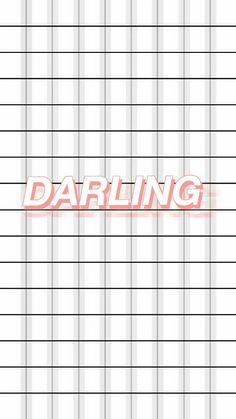 darling walpaper tumblr Cute Backgrounds, Phone Backgrounds, Cute Wallpapers, Wallpaper Backgrounds, Old Wallpaper, Tumblr Wallpaper, Lock Screen Wallpaper, Wierd Pictures, Iphone Lockscreen Wallpaper