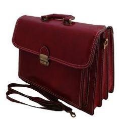 59385cb367 Chicca Borse 7008 Borsa Organizer Portatutto, 41 cm, Rosso: Amazon.it:  Scarpe e borse