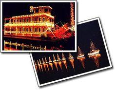 30th Annual Boat Parade of Lights - Events Calendar - Lake Havasu, Arizona