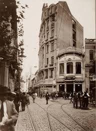 Rua São Bento - 1920