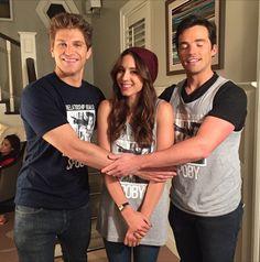 Keegan, Troian & Ian
