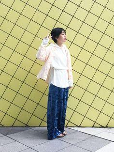 ラブ&ピースプロジェクトで制作した 高橋愛ちゃん×haco!のワッフルパーカーを着ました✌🏻️❤️