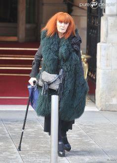 Sonia Rykiel vient de révéler qu'elle avait la maladie de Parkinson