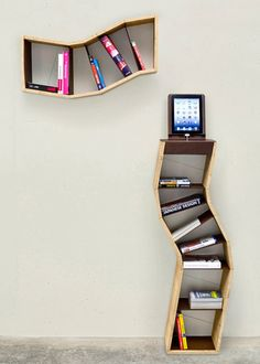 Bookworm By Atelier A Well Bookshelf Ideas And Architecture - Bookworm bookcase sit and relax surrounding by your favorite books by atelier 010