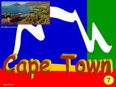 Cape Town este capitala legislativă a Republicii Africa de Sud (Pretoria fiind capitala administrativă, iar Bloemfontein capitala judiciară). Coborâm de pe Table Mountain şi ne îndreptăm spre Ocean. Pe malul oceanului ne întoarcem la Victoria & Alfred Waterfront