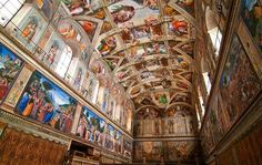 Florence: Preparation to Mark Michelangelo Anniversary