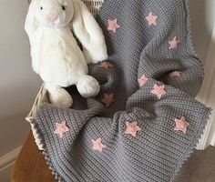 Crochet Club: Baby Star Blanket by Kate Eastwood • LoveCrochet Blog