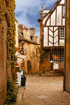 Rochefort-en-Terre, Morbihan, Brittany...One of the most beautifull cities in France