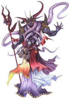 Final Fantasy Villains   10 final fantasy villains(minus kefka, sephiroth and kuja. at Final ...
