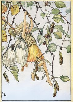 「Cicely Mary Barker」の画像検索結果
