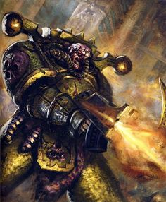 Ignatius Grulgor - Warhammer 40K Wiki - Space Marines, Chaos, planets, and more