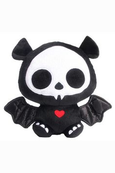 Skelanimals Plush- Diego the Bat