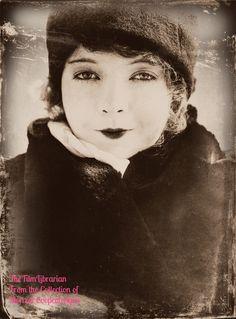 "Lillian Gish in ""Way Down East"""