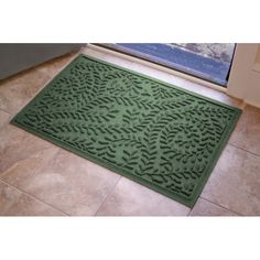 Youu0027ll Love The Aqua Shield Boxwood Doormat At Wayfair   Great Deals On All  Décor Products With Free Shipping On Most Stuff, Even The Big Stuff.