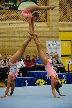 Acrobatic gymnastics 2012