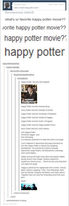 Happy potter - Imgur